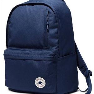 Converse all star backpack Navy chuck Taylor Tags